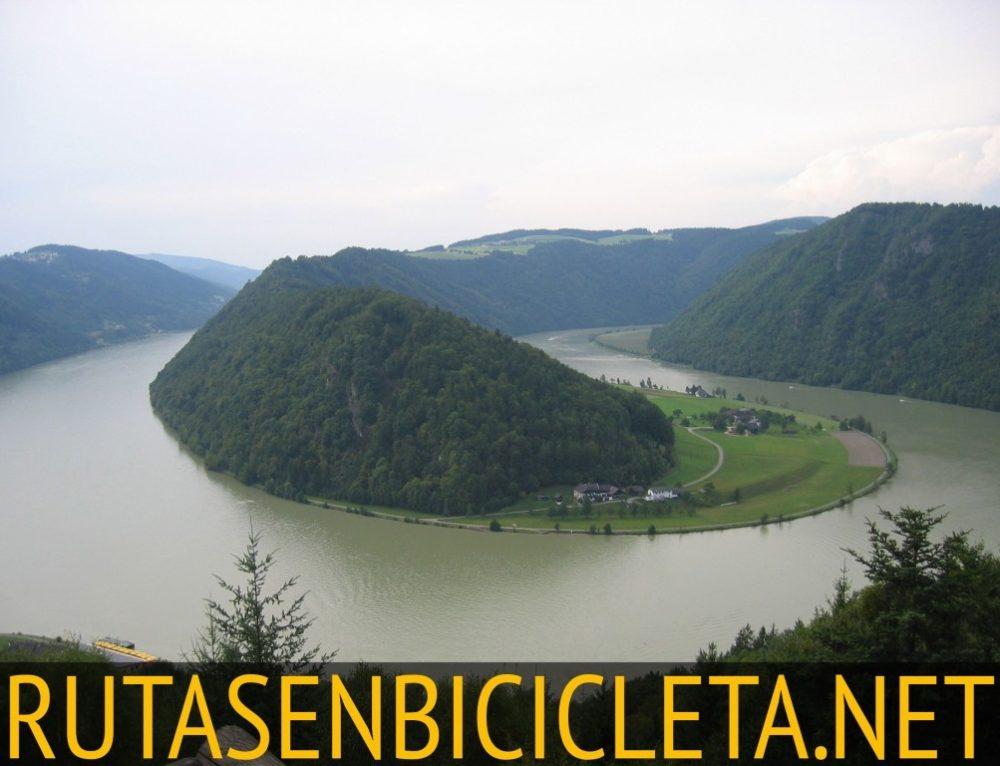 Ruta en bicicleta por el Danubio: Passau – Viena