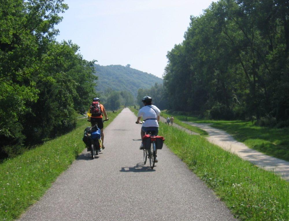 Día 5: Etapa en bicicleta Ottensheim-Enns (58 Km)