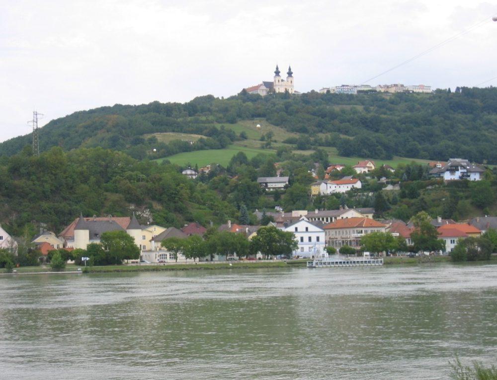 Día 7: Etapa en bicicleta  Grein-Melk (54 km)