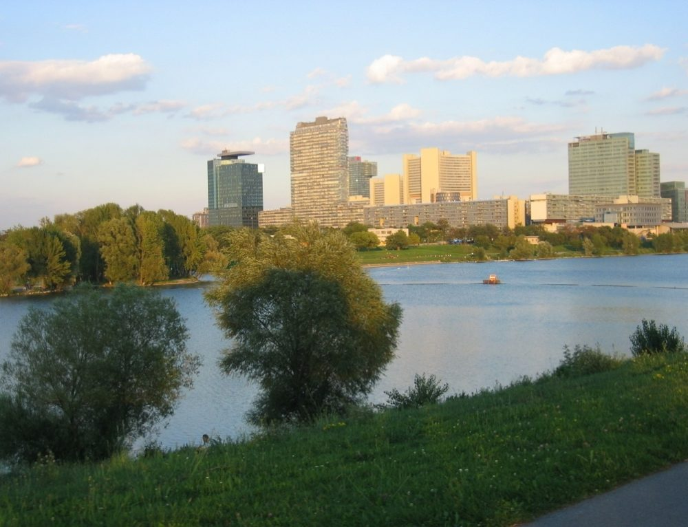 Día 10: Etapa en bicicleta Tulln-Viena (50 km)