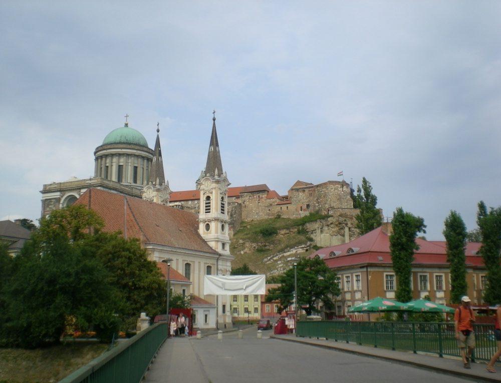 Día 8: Etapa en bicicleta Tata-Esztergom (62 km)