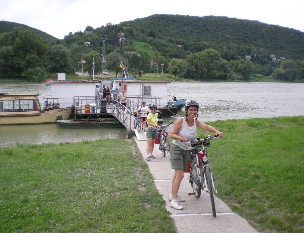 Día 9: Etapa en bicicleta  Esztergom-Budapest (84 km)