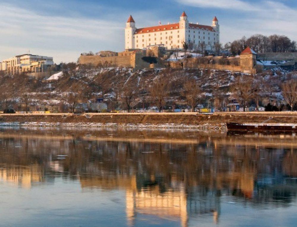 Ruta en bicicleta Viena-Bratislava-Budapest