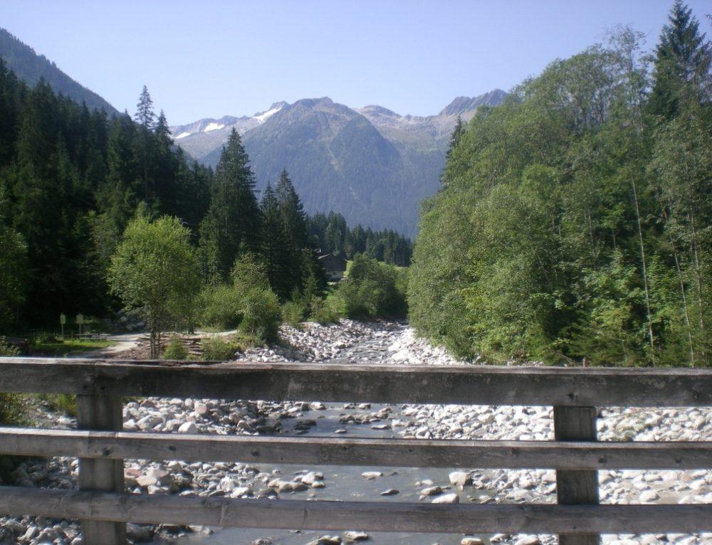 Ruta: Parque Nacional de Tauern