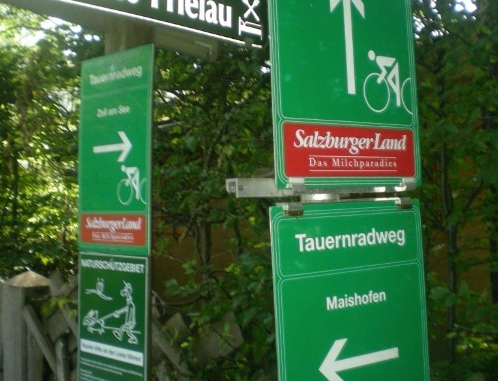 Día 5: Etapa en bicicleta : Zell am See – St Martin bei Lofer (45 km aprox)