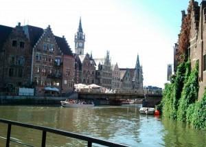 viajes en bicicleta por Bélgica