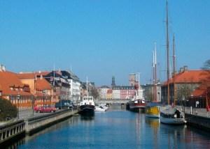 viajes en bicicleta por Dinamarca