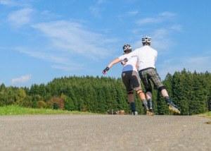 rutas en patines por europa