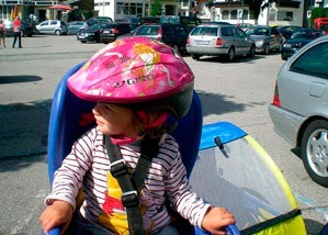 viajes en bicicleta por europa con niños