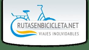 Rutas en bicicleta Logo