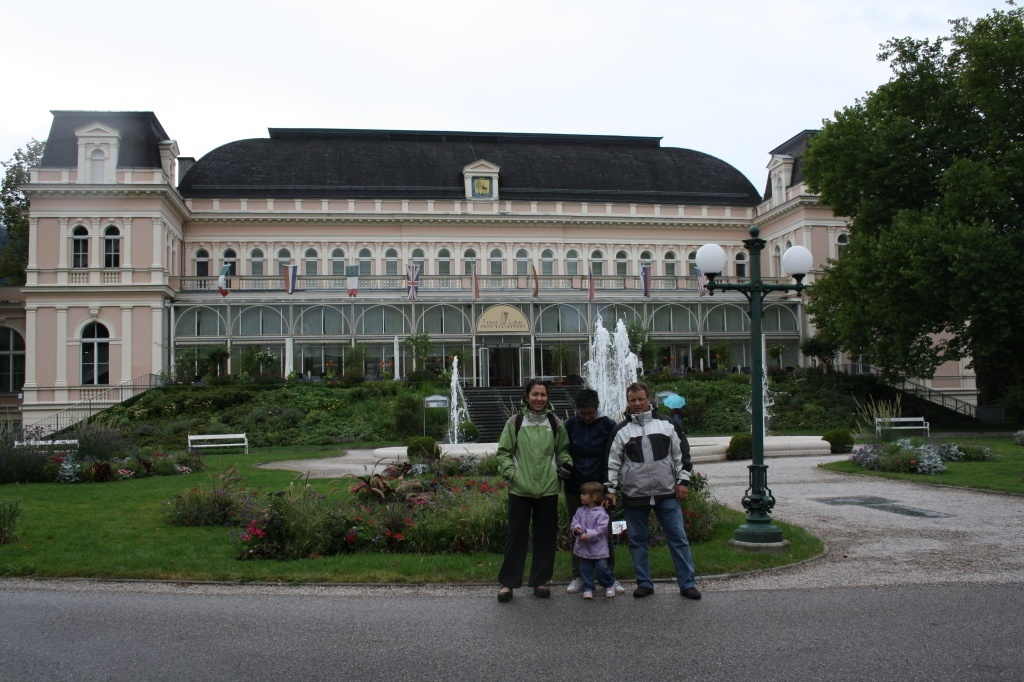 Kongress & Theater Haus. Bad Ischl