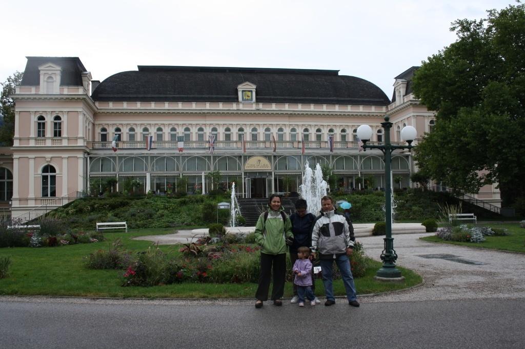 Kongress & Theater Haus. Bad Ischl