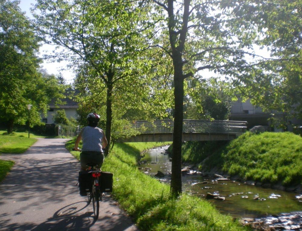 Día 7: Etapa en bicicleta  Salzburgo-Attersee (50 km aprox)