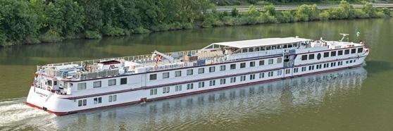 Crucero Passau-Viena-Bratislava-Budapest-Passau