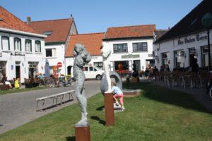 Lissewege, la aldea blanca de Flandes