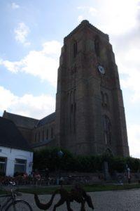 Iglesia de Nuestra Señora. Lissewege.
