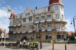 Gran Hotel Belle Vue. De Haan
