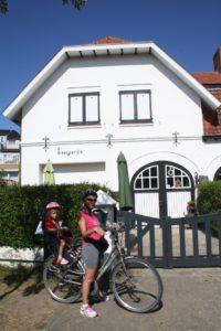 Villa Savoyarde, residencia de Albert Einstein. De Haan