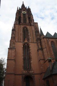 Catedral de San Bartolome. Frankfurt