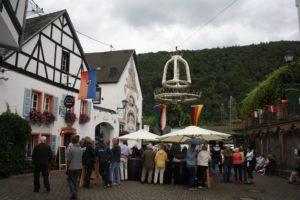 Fiesta del vino de Winningen