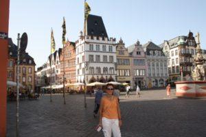 Hauptmarkt (plaza del mercado). Trier