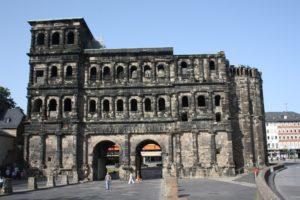 Porta Nigra (Puerta Negra). Tréveris