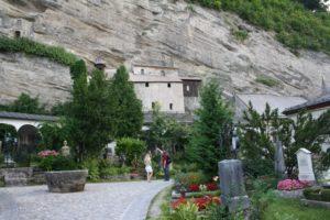 Cementerio y Catacumbas de la Abadía de San Pedro