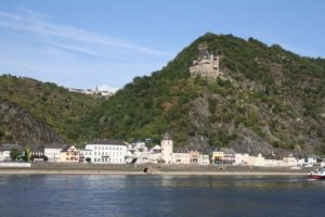 El Rin y sus castillos y fortalezas