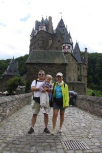 Castillo de Eltz.