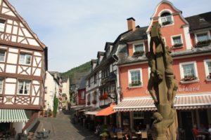 La doble cruz de piedra. Bernkastel-Kues
