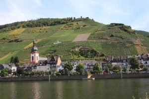 Zell ad Mosel.