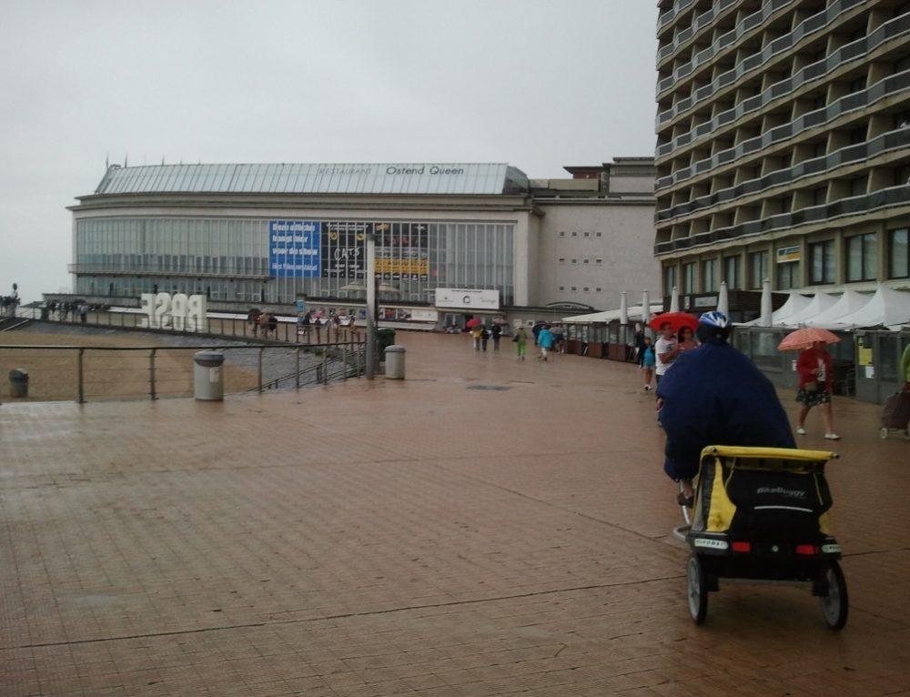 Día 9. Etapa en bicicleta por Flandes Ostende-Brujas (36km)