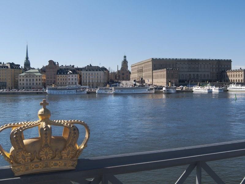 Palacio de Estocolmo