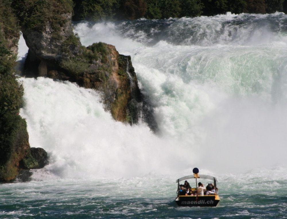 Día 10. Día extra en Zurich. Excursión a las cataratas del Rin