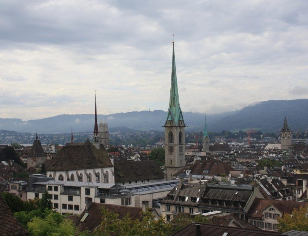 Día 9. Día extra en Zurich.