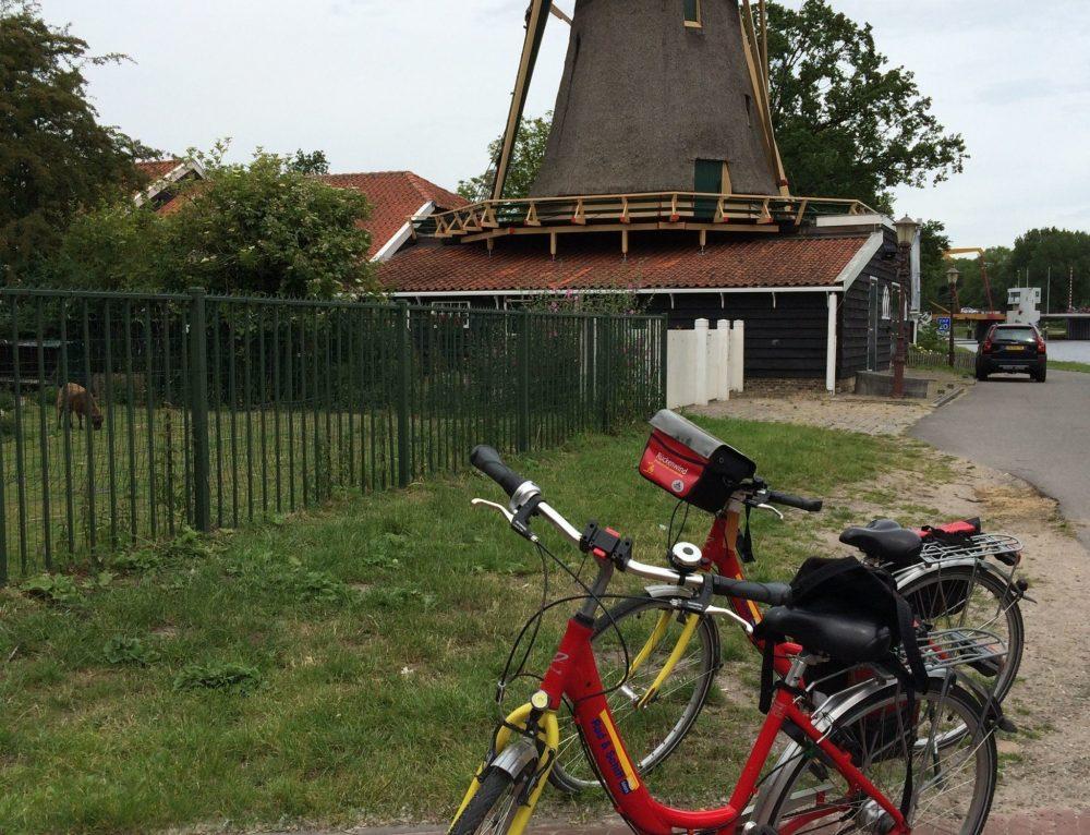Ruta por el Norte de Holanda por Ana Capdevila