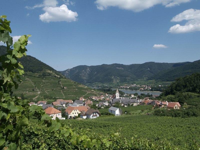 Passau a Viena