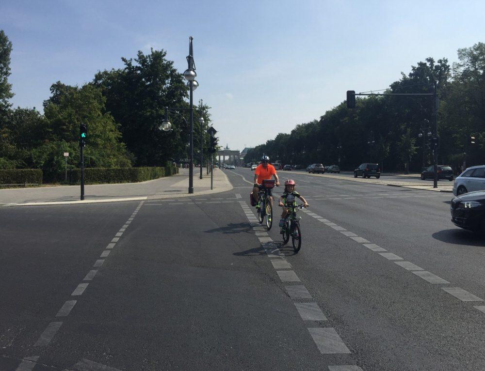 Día 1: Etapa en bicicleta: Berlín – Potsdam (34 /40 km aprox)