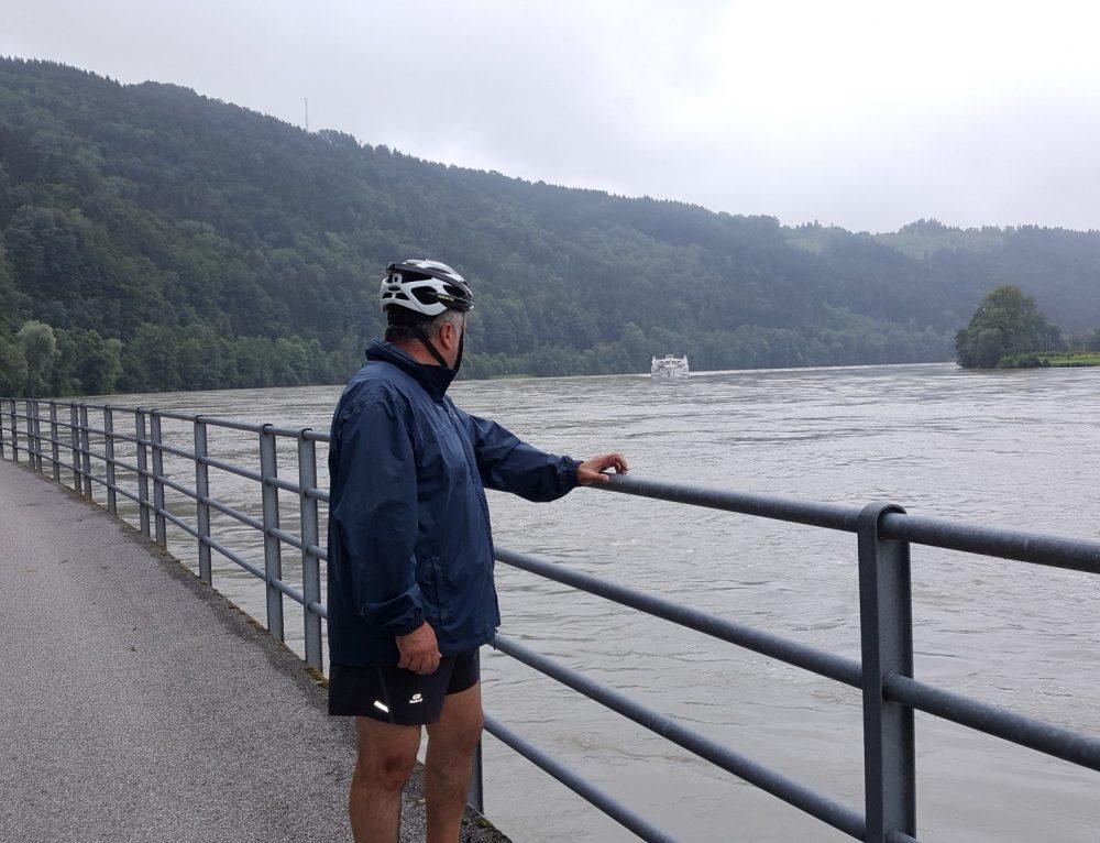 Ruta Passau-Viena por Rafael Ruíz