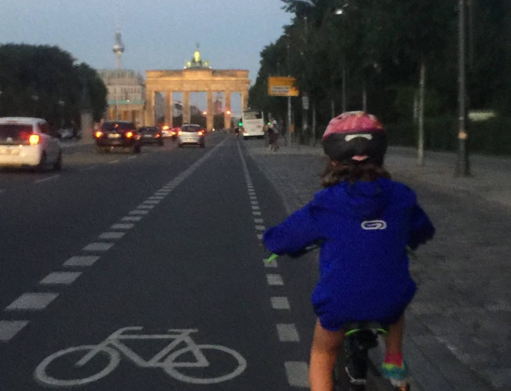 Día 5: Etapa en bicicleta: Oranienburg – Berlín (66/72 km aprox)