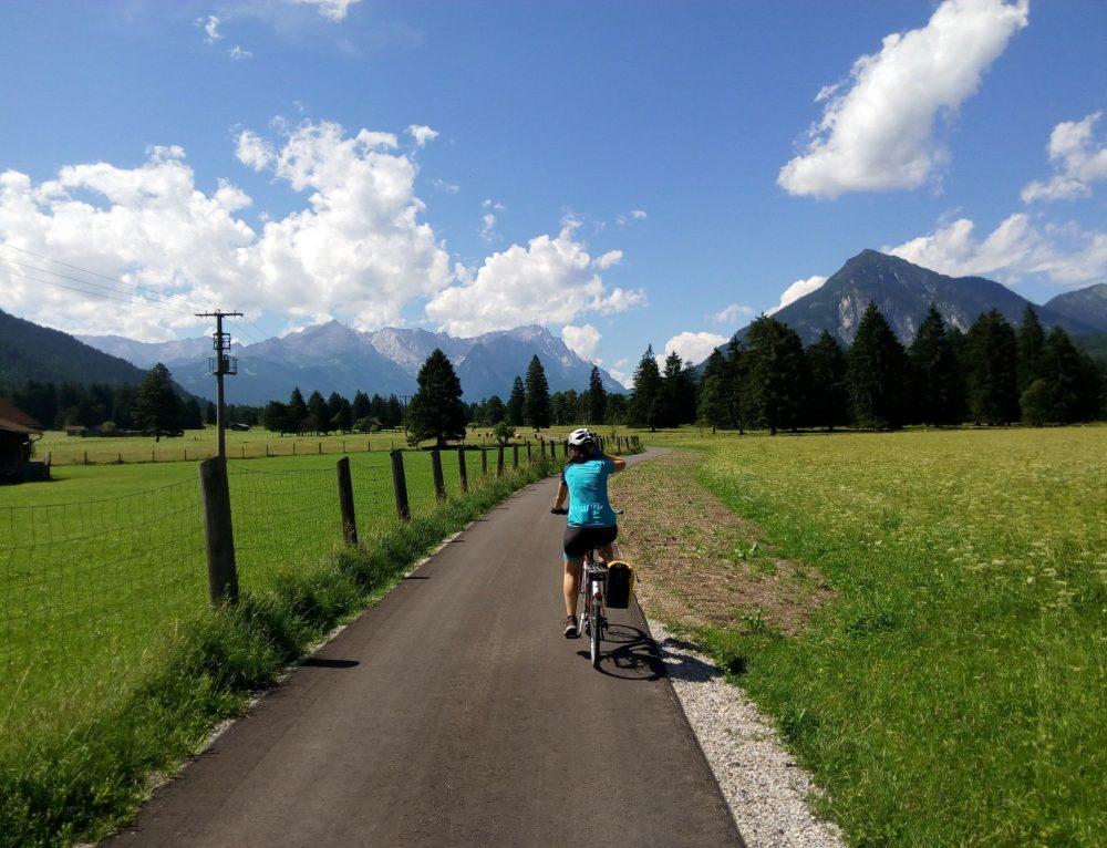 Ruta por los lagos de Munich por Pablo Molinero