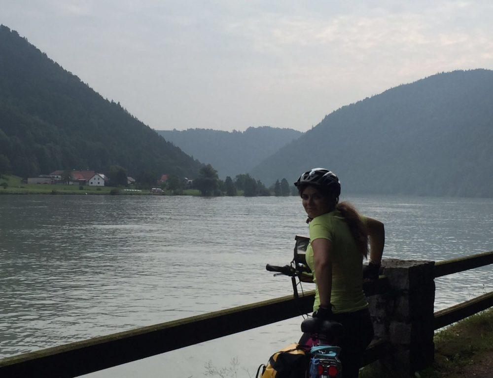 Ruta Passau-Viena por Anselmo