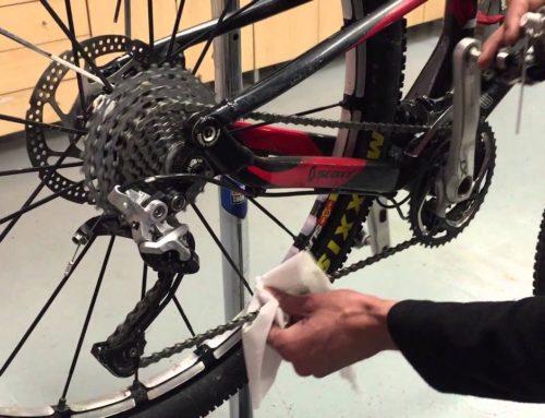 Por qué la lubricación adecuada es crucial en el mantenimiento de bicicletas de montaña