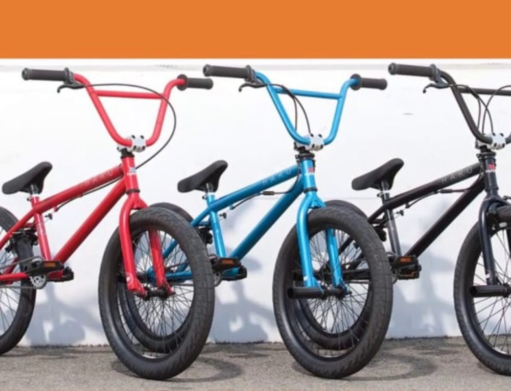Una mirada en profundidad a las siempre populares bicicletas BMX