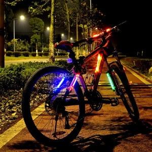 Luces para bicicleta de montaña
