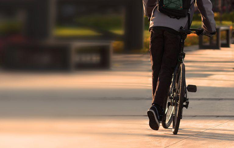 Intenté ir a trabajar en bicicleta todos los días durante una semana y esto es lo que sucedió (y parte 2)