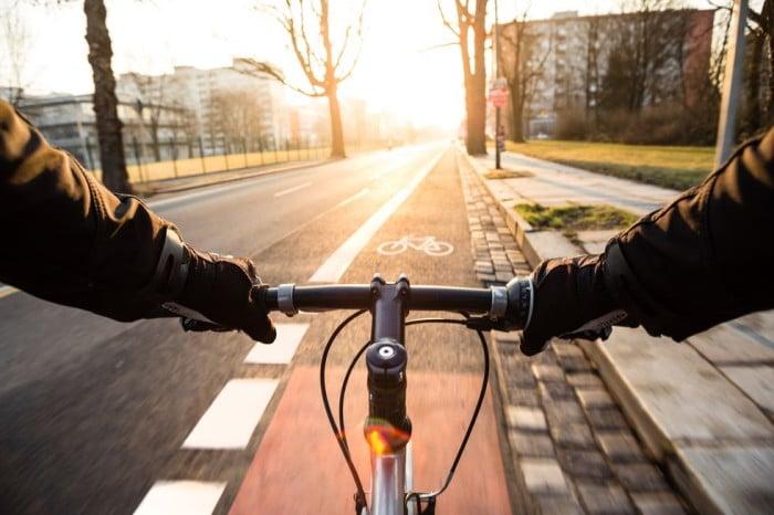Intenté ir a trabajar en bicicleta todos los días durante una semana y esto es lo que sucedió